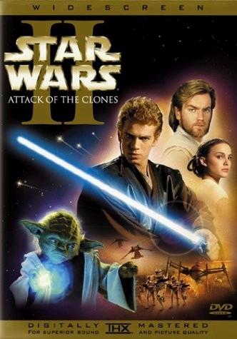 Star Wars II: O Ataque dos Clones (Dublado)(2002)