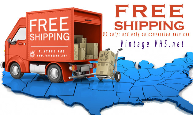 video conversion free shipping